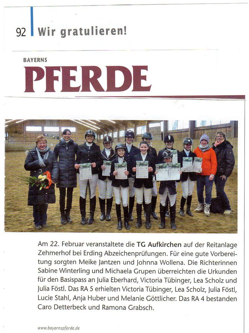 Presse April 2015