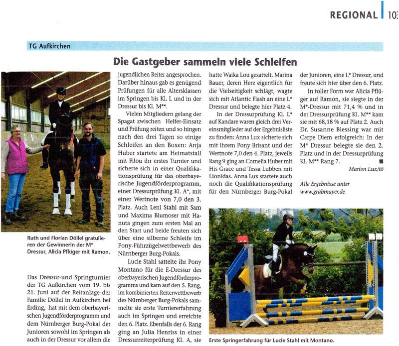 Presse August 1